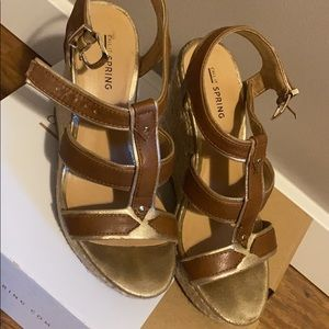Call It Spring Shoes - Wedges - Summer Sandals